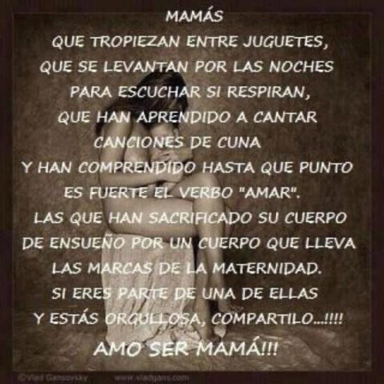 Feliz dia de la Madre - frases - mensajes  (13)
