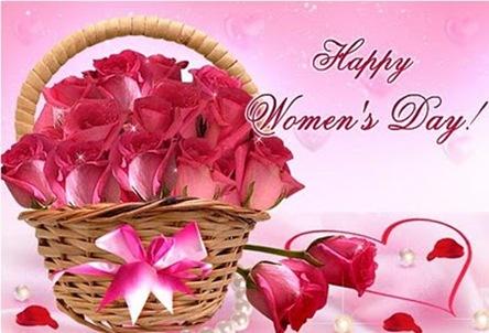 Frases con Flores de Felíz Día de la Mujer (6)