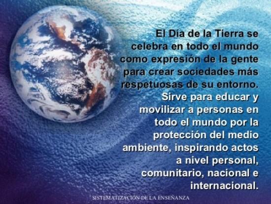 Información Día de la Tierra  (5)