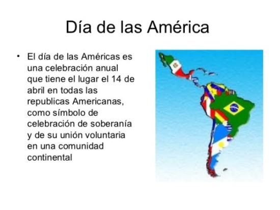 Información Día de las Americas (2)