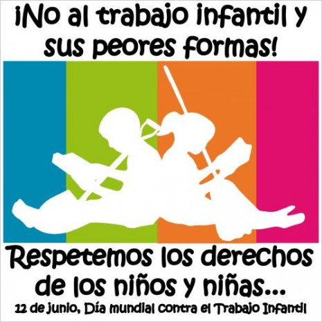 No al Trabajo infantil  (12)
