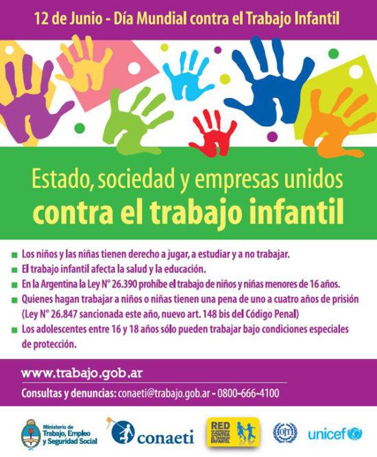 No al Trabajo infantil  (13)