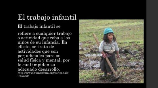 No al Trabajo infantil  (17)