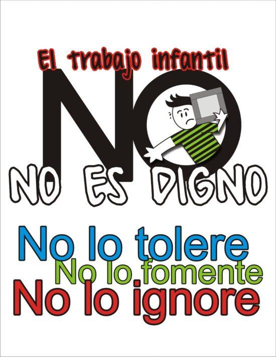 No al Trabajo infantil  (18)