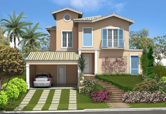 bonitas fachadas de casas (6)