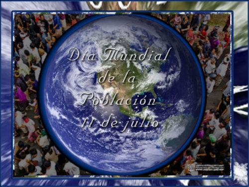 Día Mundial de la Población 11 de julio