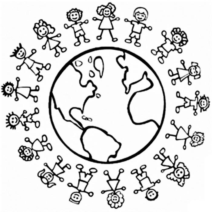 Imágenes del Día Mundial de la Población – 11 de Julio ...