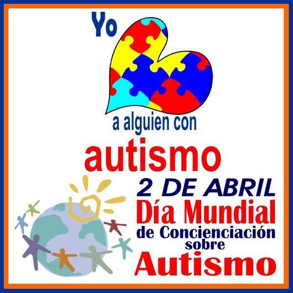 Imágenes Con Frases Y Mensajes Del Día Del Autismo Para
