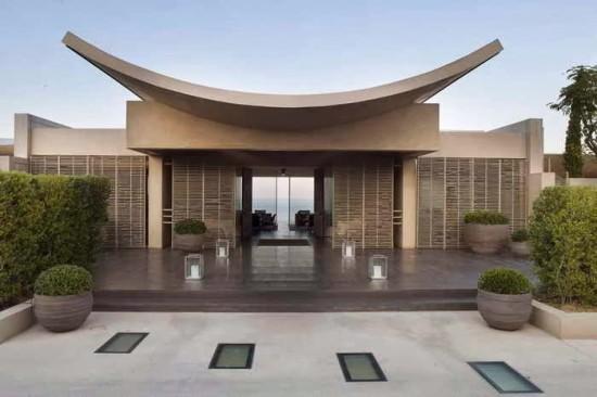 fachadas de Casas modernas imágenes (13)