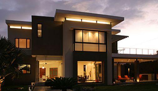 fachadas de Casas modernas imágenes (6)