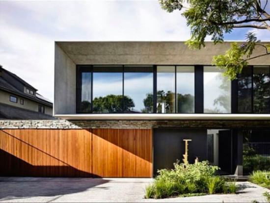 frentes de casas modernas (4)