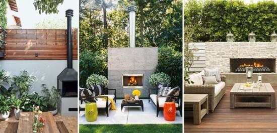 ideas modernas para decorar espacios exteriores  (10)