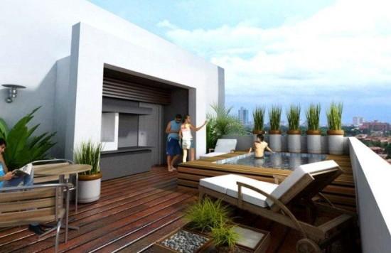 ideas modernas para decorar espacios exteriores  (18)