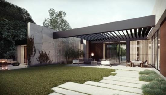 ideas modernas para decorar espacios exteriores  (28)
