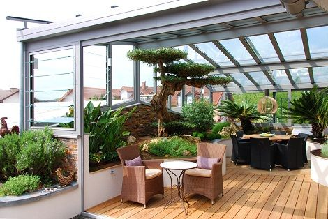 ideas modernas para decorar espacios exteriores  (9)