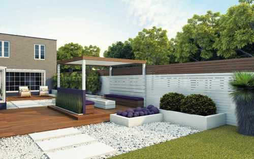 ideas para decorar espacios exteriores  modernos (1)