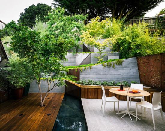 ideas para decorar espacios exteriores  modernos (9)
