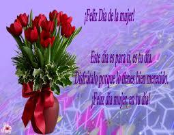 imagenes Bonitas de Feliz Dia Mujer con frase (7)