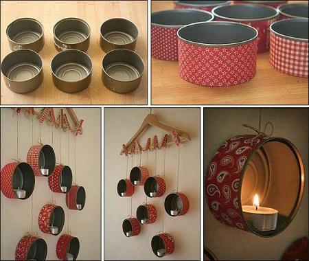 increibles ideas con latas recicladas (7)