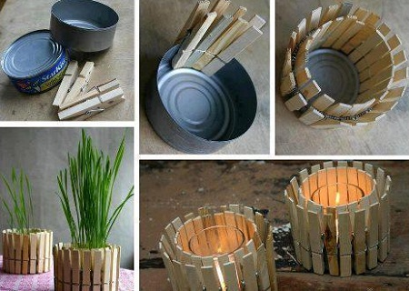 increibles ideas con latas recicladas (8)