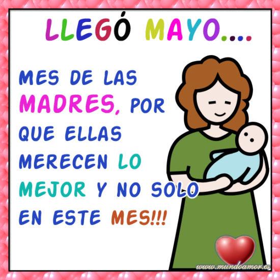 Bienvenido Mayo - Hola Mayo (9)