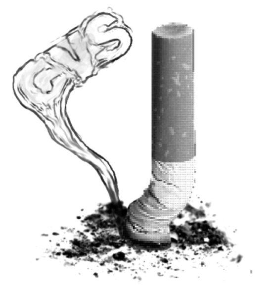Día sin Tabaco para colorear e imprimir  (3)