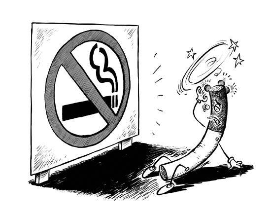 Día sin Tabaco para colorear e imprimir  (4)