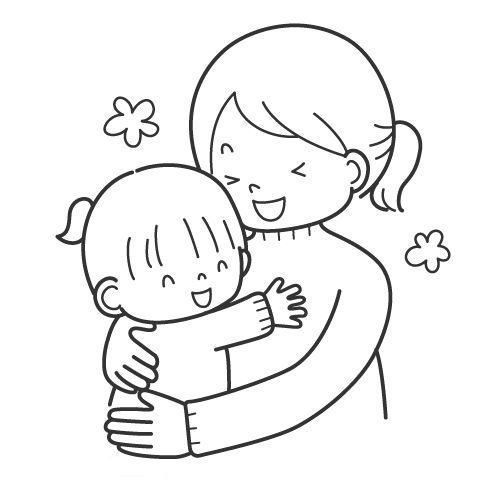 Imágenes del Día de la Madre con dibujos para descargar, imprimir y ...