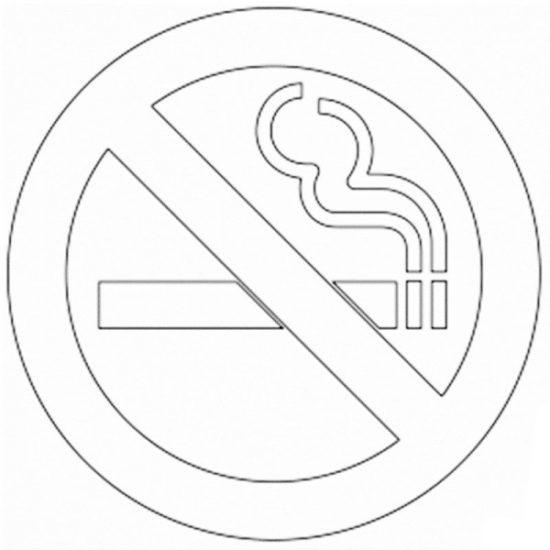 Dibujos dia sin tabaco para colorear  (4)