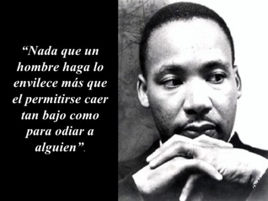 Martin Luther king Frases (1)
