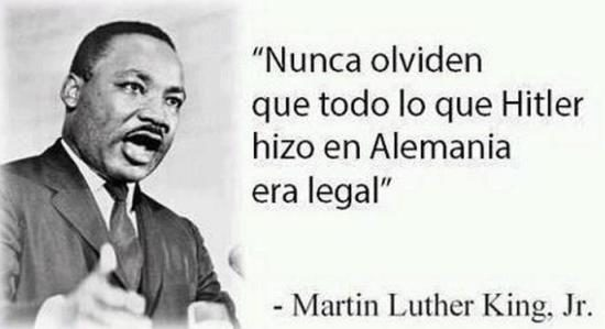 Martin Luther king Frases (10)