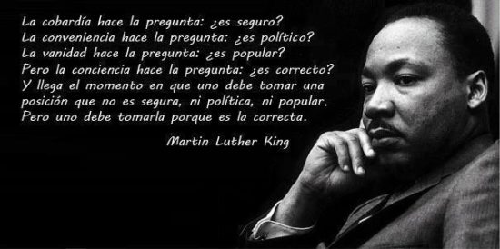 Martin Luther king Frases (2)