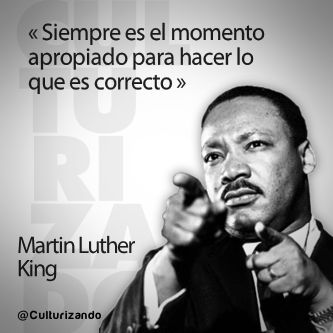 Martin Luther king Frases (8)