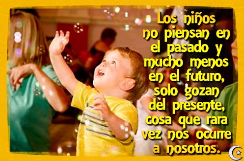 Niños felices con frases   (1)