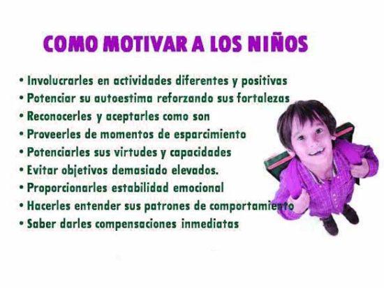 Niños felices con frases   (5)