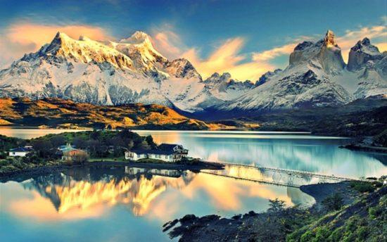 Torres del Paine paisajes, parque, flora, fauna (10)