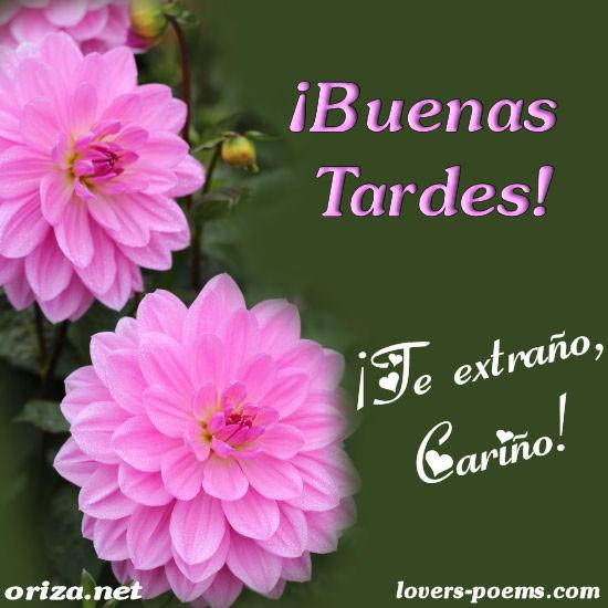 Frases Romanticas De Buenas Tardes Www Imagenesmi Com