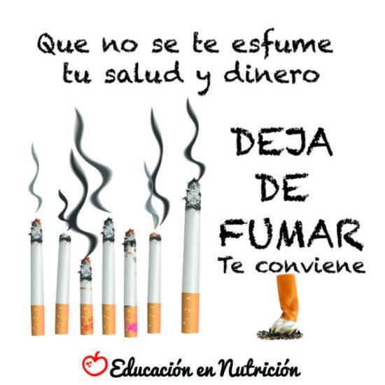 día sin Tabaco carteles (14)