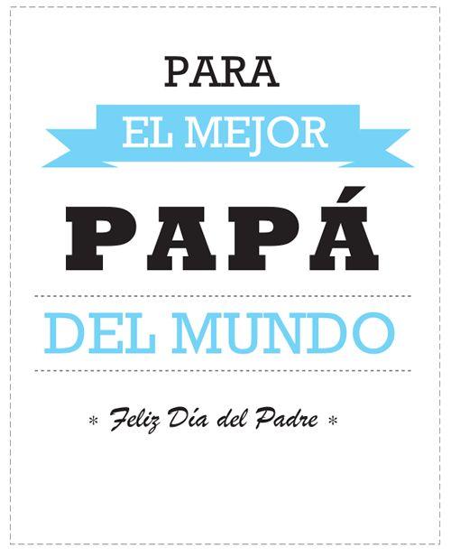 tarjetas originales Dia del Padre (1)