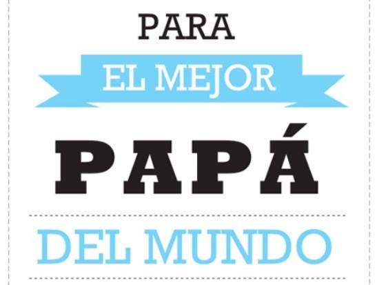 tarjetas originales Dia del Padre (8)