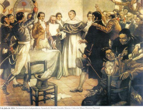 9 de julio - declaración de la independencia (3)