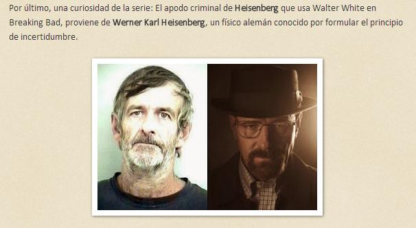 Imágenes Y Frases De Breaking Bad La Mejor Serie De La
