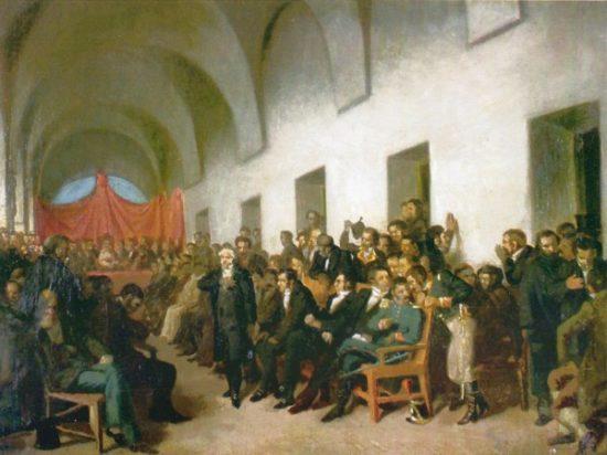 Cabildo revolucion de Mayo 1810  (11)
