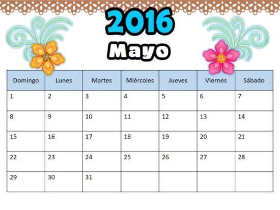 Calendario Mayo 2016 (1)
