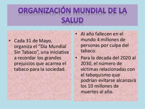 Día Mundial sin Tabaco carteles (5)