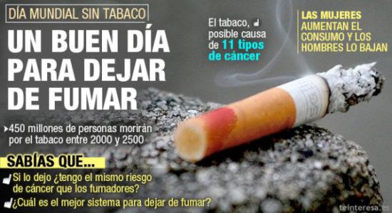 Día Mundial sin Tabaco carteles (7)