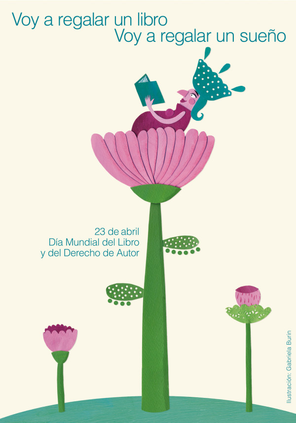 Imágenes del Día Mundial del Libro y del Derecho de Autor