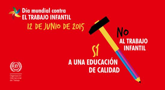 Día mundial contra el trabajo infantil Frases (2)