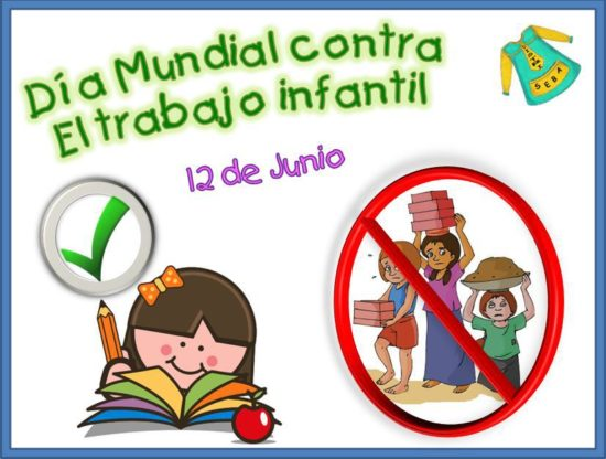 Día mundial contra el trabajo infantil Frases (3)