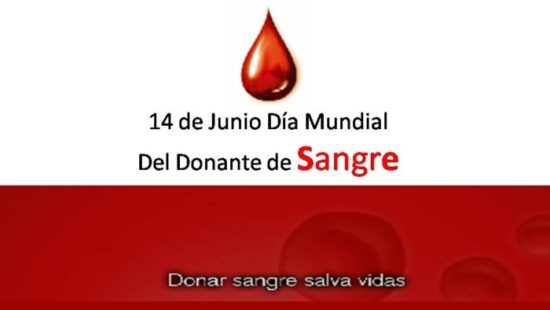 Dia mundial Donacion de Sangre (1)